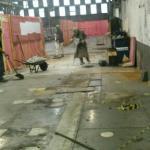Desmontagem de equipamentos industriais