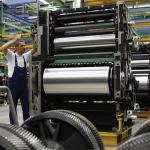 Instalação de máquinas industriais