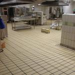 Instalação de piso gail