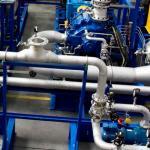 Instalação de equipamentos industriais